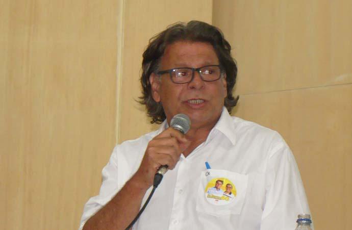 Campanha de Dr. Marcos Eduardo foi a que mais arrecadou, segundo TSE