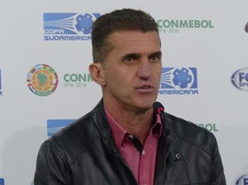 Vagner Mancini será o treinador da Chapecoense em 2017