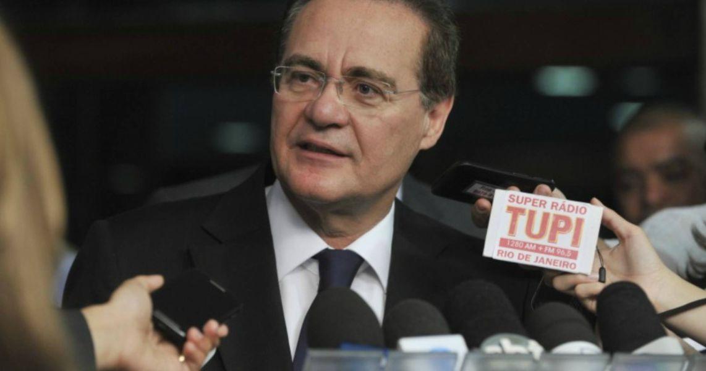 Renan lidera racha no PMDB
