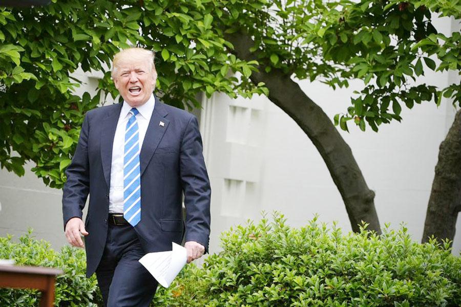 Trump e os limites do poder