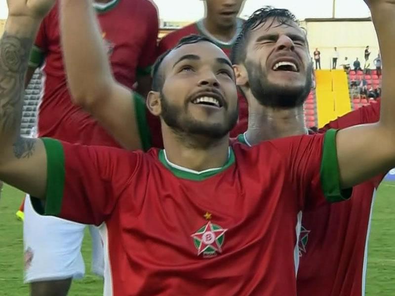 Destaque do Boa Esporte, atacante Rodolfo anuncia saída do clube