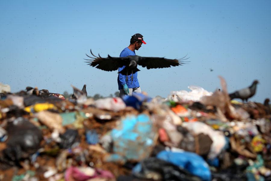 Maior lixão das Américas é desativado