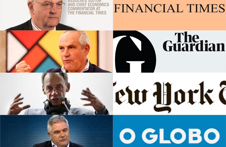A humildade e isenção fora de série do colunismo de O Globo, por Luis Nassif