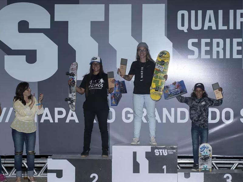 Atletas da seleção brasileira dominam etapa de Sapiranga do STU Qualifying Series
