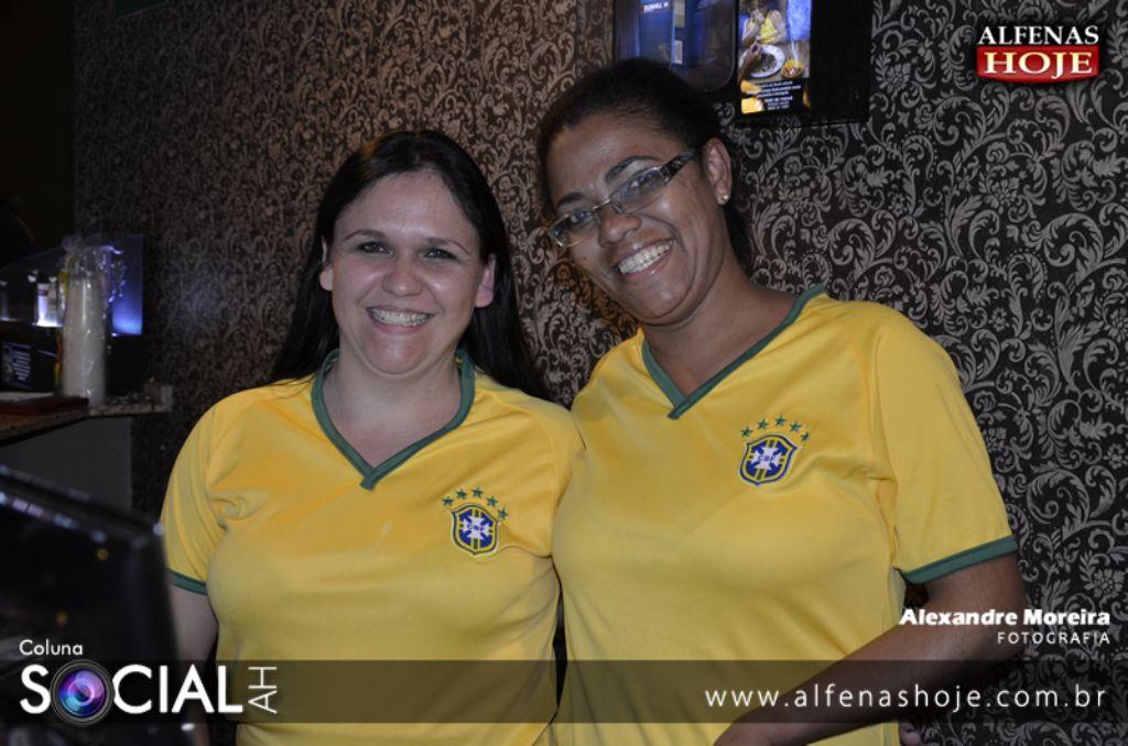 Skye - Brasil x Camarões