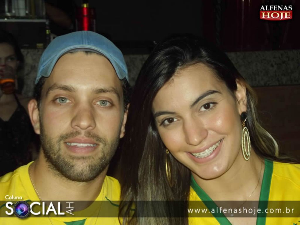 Skye - Brasil x Chile