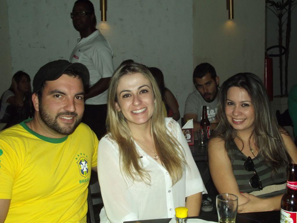 Deck Sushi - Brasil x Colômbia