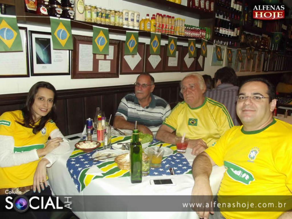Restaurante do Ali - Brasil x Alemanha