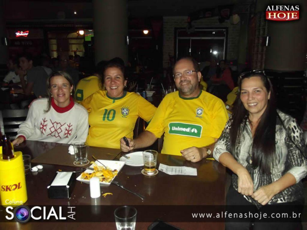 Botequim - Brasil x Alemanha