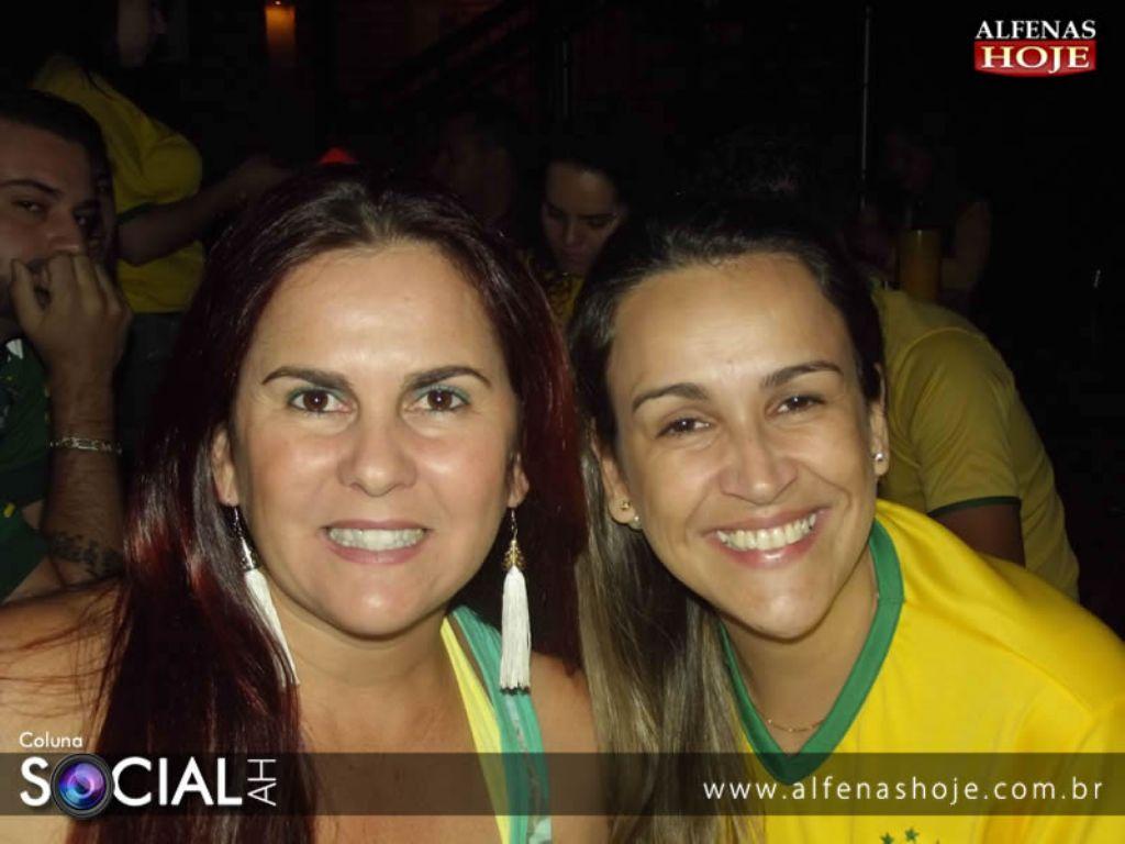 No Espeto - Brasil x Alemanha