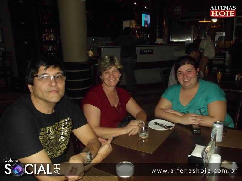 Sociedade Alfenense, curte sábado a noite, no Botiquim.