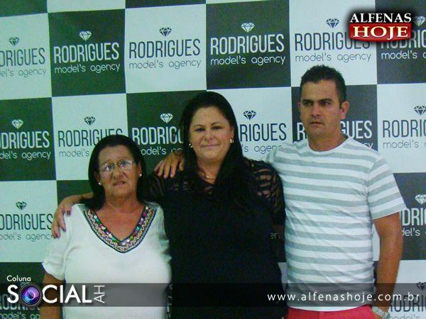 Lançamento oficial da Rodrigues Model's Agency III